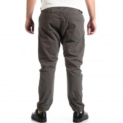Pantaloni bărbați RESERVED gri lp290918-160 3