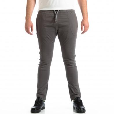 Pantaloni bărbați CROPP gri lp290918-158 2