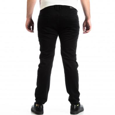 Pantaloni bărbați House negri lp290918-156 3