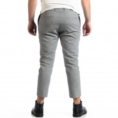Pantaloni bărbați RESERVED gri lp290918-153 3