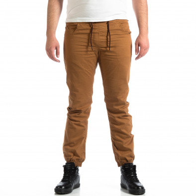 Pantaloni bărbați CROPP camel lp290918-155 2