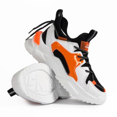 Teniși bărbați Fashion orange gr020221-13 5