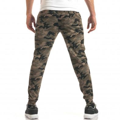 Pantaloni bărbați Enos camuflaj it140317-48 3