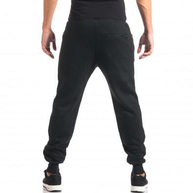 Pantaloni bărbați Marshall negru it160816-11 3
