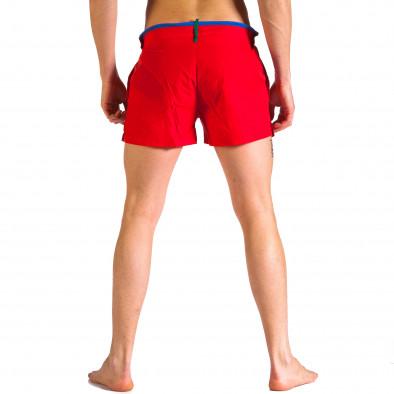 Costume de baie bărbați Justboy roșu it250416-62 3