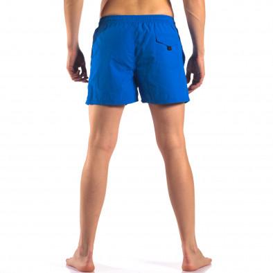 Costume de baie bărbați New Mentality albastru it150616-27 3