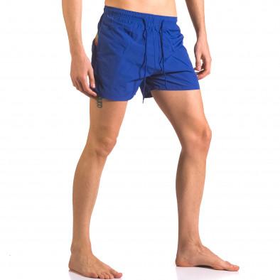 Costume de baie bărbați Bitti Jeans albastru ca050416-5 4