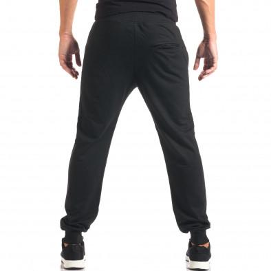 Pantaloni bărbați Top Star negru it160816-30 3