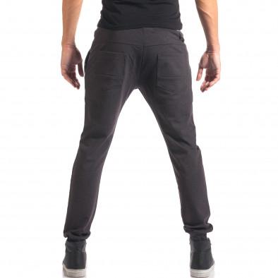 Pantaloni bărbați Jack Berry albaștri it150816-21 3