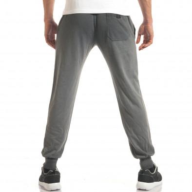 Pantaloni sport bărbați Marshall gri it140317-72 3