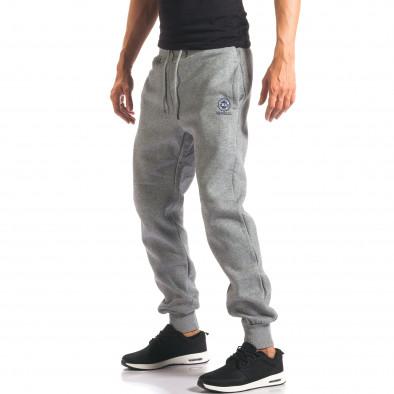 Pantaloni sport bărbați Marshall gri it160816-19 2