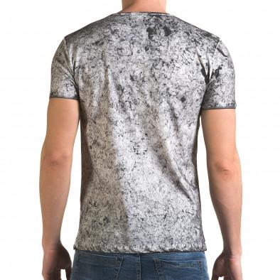 Tricou bărbați Lagos gri il120216-17 3