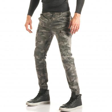 Pantaloni bărbați X-three camuflaj it181116-66 4