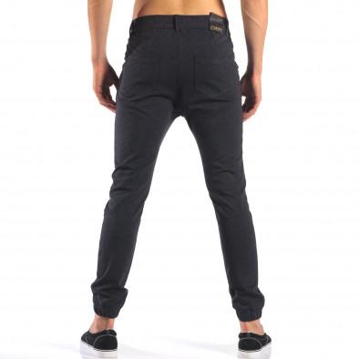 Pantaloni bărbați Jack Berry albaștri it160616-25 3