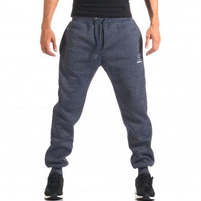 Pantaloni bărbați Marshall albastru it160816-16 2