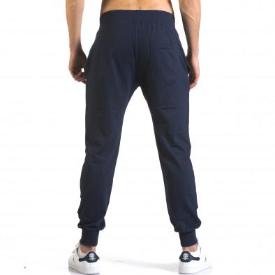 Pantaloni bărbați Marshall albastru it110316-18 3