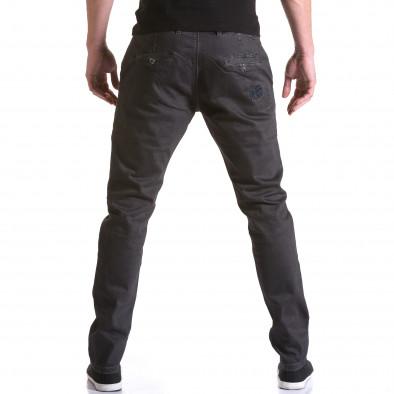 Pantaloni Y-Two gri bărbați it031215-16 3