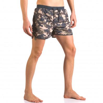 Costume de baie bărbați New Mentality camuflaj ca050416-1 4