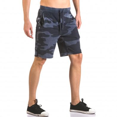Pantaloni scurți bărbați Top Star camuflaj ca050416-45 4