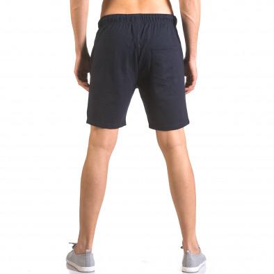Pantaloni scurți bărbați Furia Rossa albaștri ca050416-36 3
