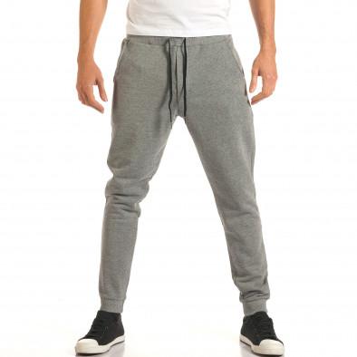 Pantaloni bărbați Roberto Garino gri it191016-25 2