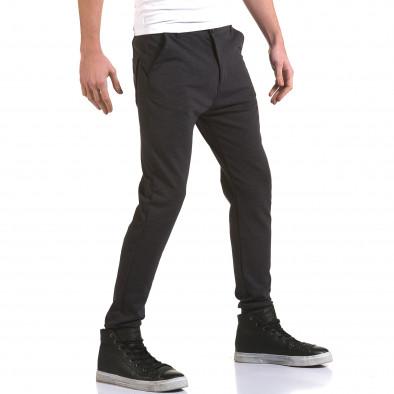 Pantaloni bărbați Jack Berry albaștri it090216-27 4