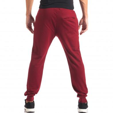 Pantaloni sport bărbați Top Star roșu it160816-32 3