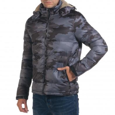 Geacă de iarnă bărbați Adrexx camuflaj it191016-104 4