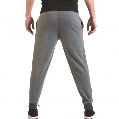 Pantaloni bărbați Franklin gri il170216-136 3