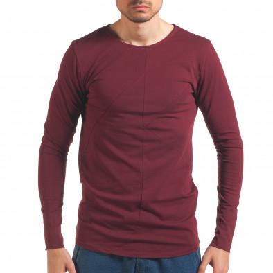 Bluză bărbați Black Fox roșie it250416-76 2