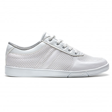 Pantofi sport bărbați Coner albi il160216-4 2