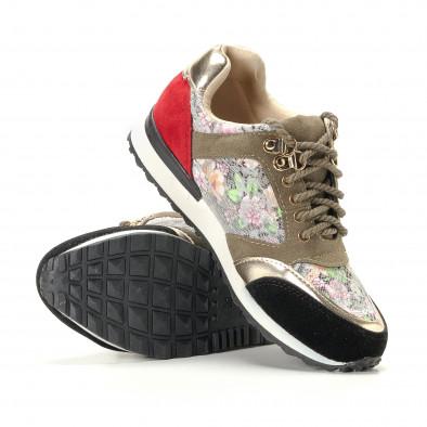 Pantofi sport de dama R's curcubeu it200917-53 4