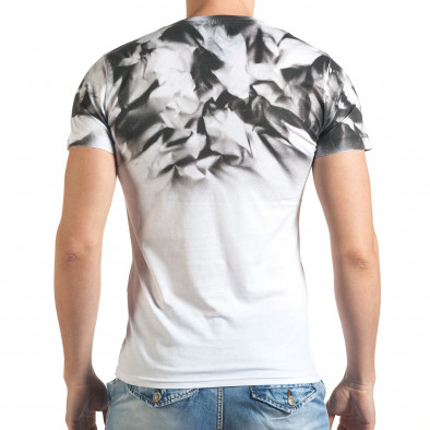 Tricou bărbați Blitz alb tsf140416-73 3