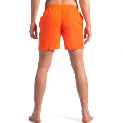 Costume de baie bărbați Graceful orange tsf250416-67 3