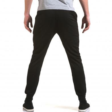 Pantaloni bărbați Eadae Wear negru it090216-55 3