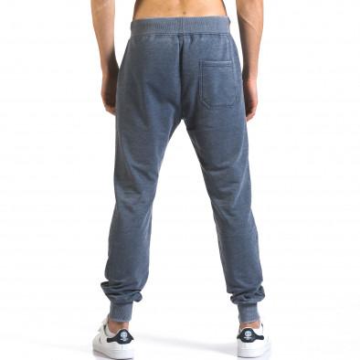 Pantaloni bărbați Marshall albastru it110316-22 3