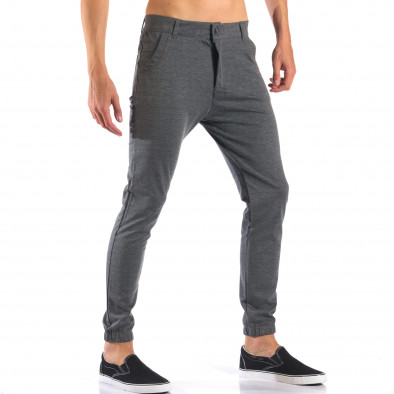 Pantaloni bărbați Jack Berry gri it160616-26 4