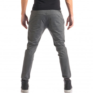 Pantaloni bărbați Jack Berry gri it150816-19 3