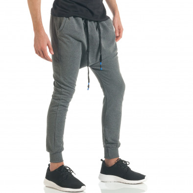 Pantaloni baggy bărbați Black Fox gri it300317-26 3