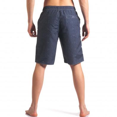 Costume de baie bărbați Austar Jeans gri it250416-47 3