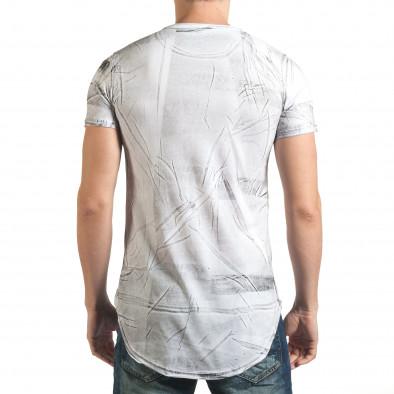 Tricou bărbați Millionaire alb il140416-15 3