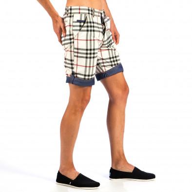 Pantaloni scurți bărbați Open Jeans curcubeu il130613-1 3