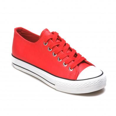 Pantofi sport bărbați Mondo Naturale roșii It050216-13 3
