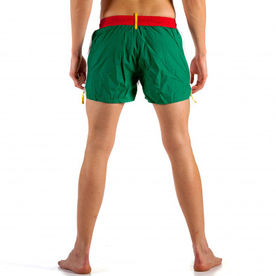 Costume de baie bărbați Justboy curcubeu it230415-20 3