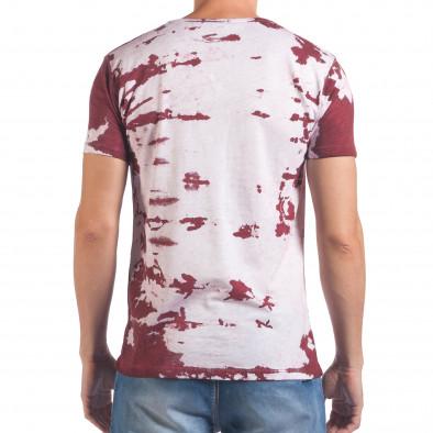 Tricou bărbați Lagos alb il060616-55 3