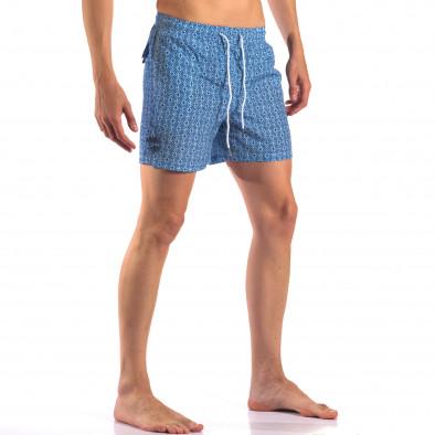 Costume de baie bărbați Bread & Buttons albastru it150616-18 4