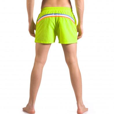 Costume de baie bărbați Bitti Jeans verde ca050416-3 3