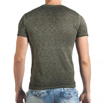 Tricou bărbați Lagos negru tsf060416-3 3
