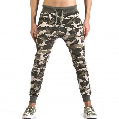 Pantaloni bărbați Black Fox camuflaj it110316-12 2