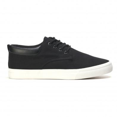 Pantofi sport bărbați Garago negri it170315-14 2